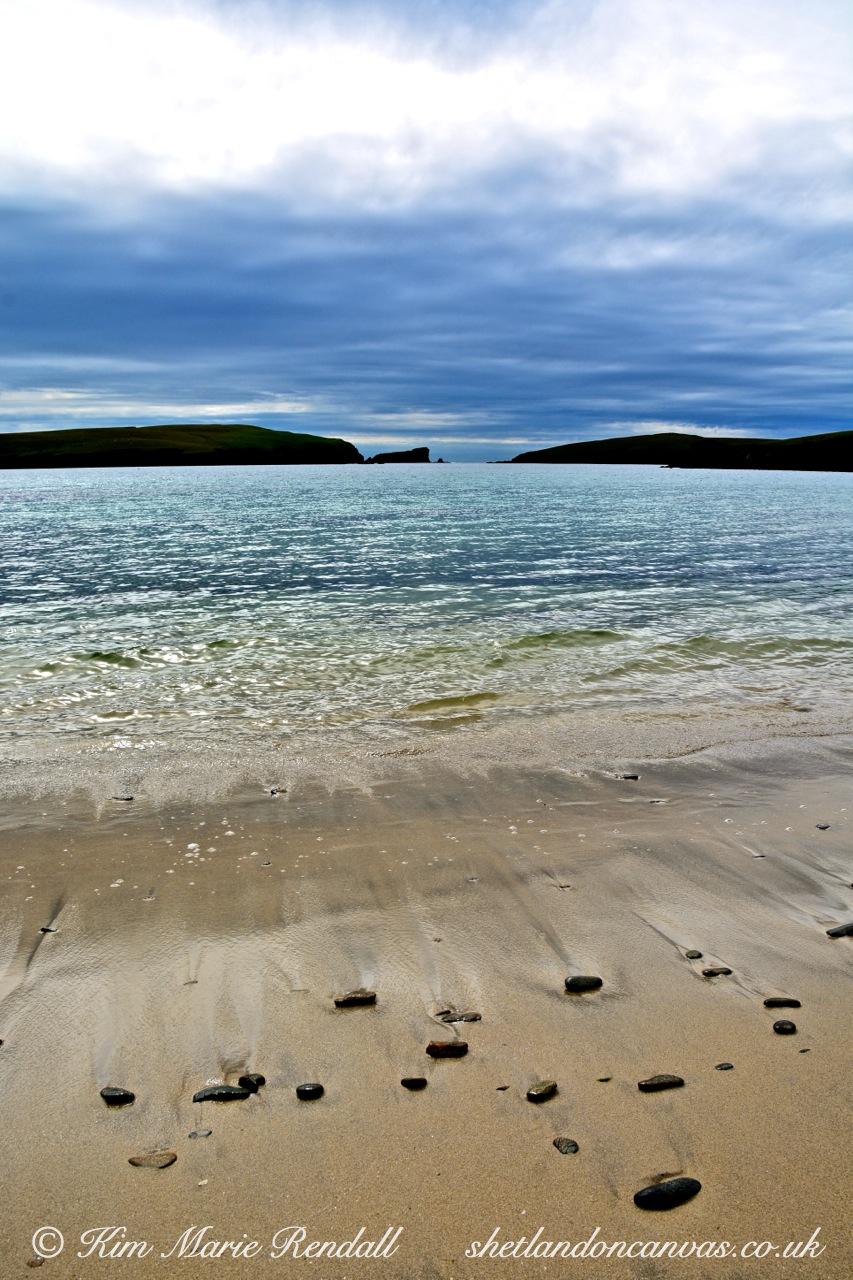 Rerwick Beach Seascape