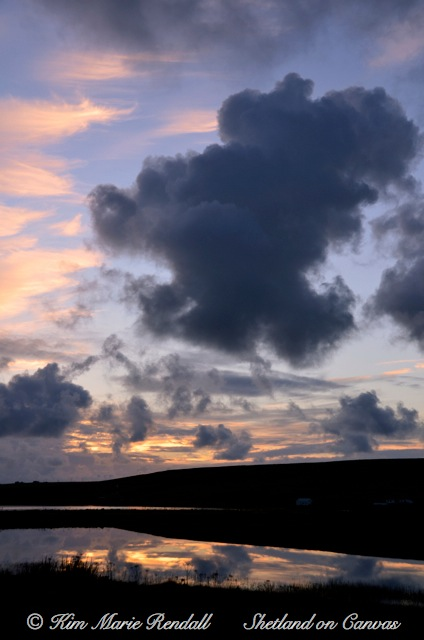 Beautiful Clouds and Light, Urafirth