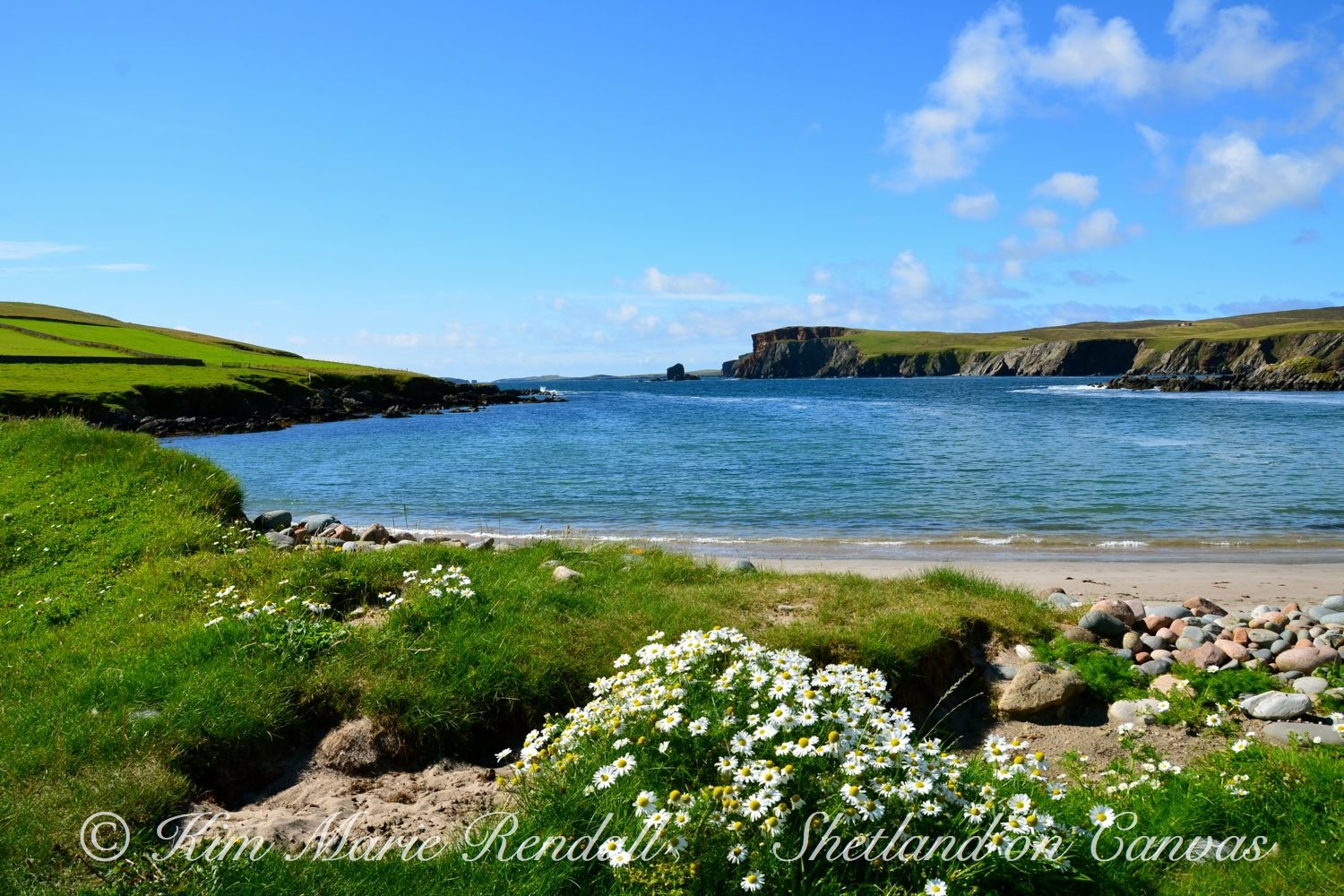 West Ayre Beach, Hillswick (1)