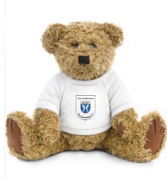 "TuS-Teddy ""Rudi""     -     18 EUR"