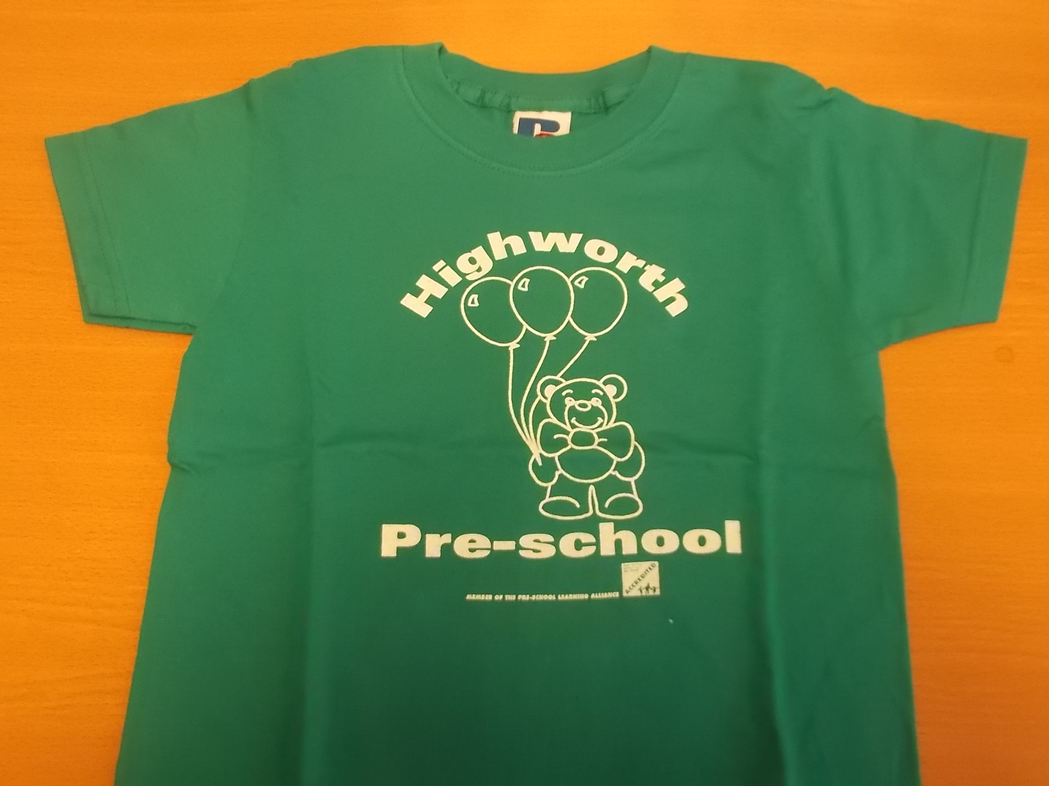Green Highworth Pre-School T-Shirt