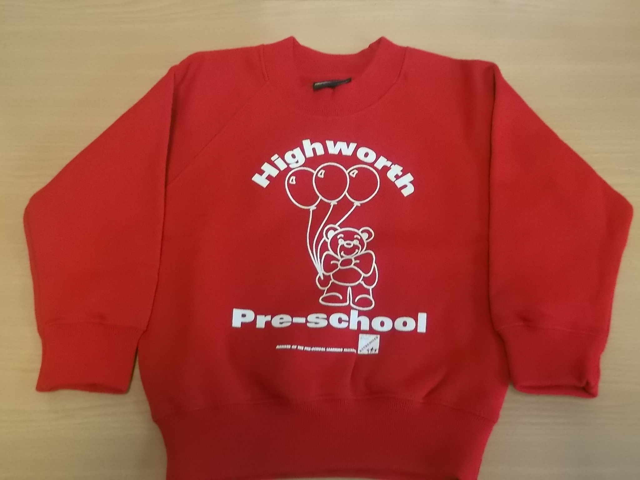 Highworth Pre-School Jumper
