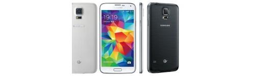 Forfait Remplacement nappe retour/options tactile Galaxy S5