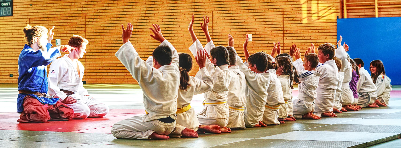 Bild: Endlich wieder Judo!