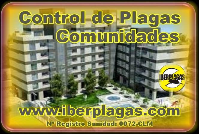 Control de plagas en Urbanizaciones y Comunidades
