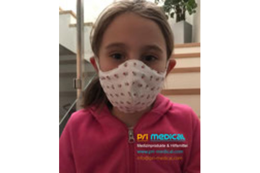Mundschutzmaske Kind