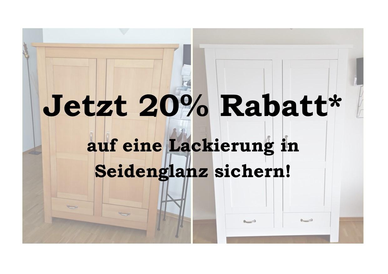 20% Aktion