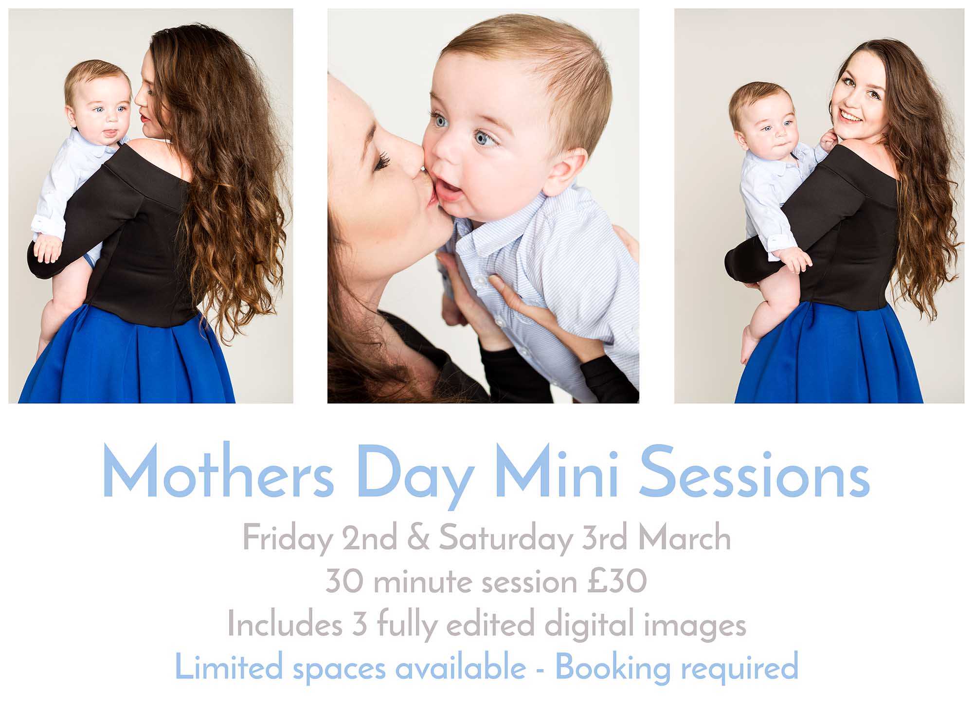 Squidgeymite Studio mothers day mini sessions