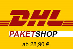 DHL Fahrradversand mit Abgabe im Shop