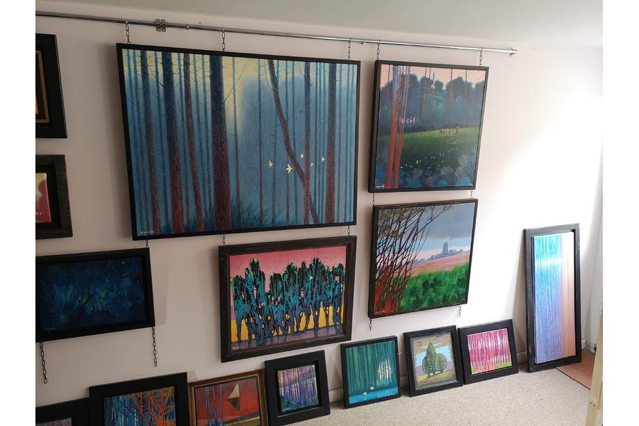 Zawadzki studio/gallery