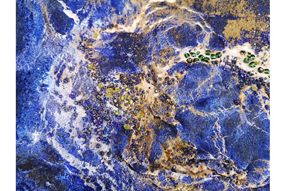 MA experimental paint piece 2 colour2
