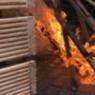 Feuersimulation