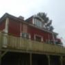 Bauphase der Terrasse