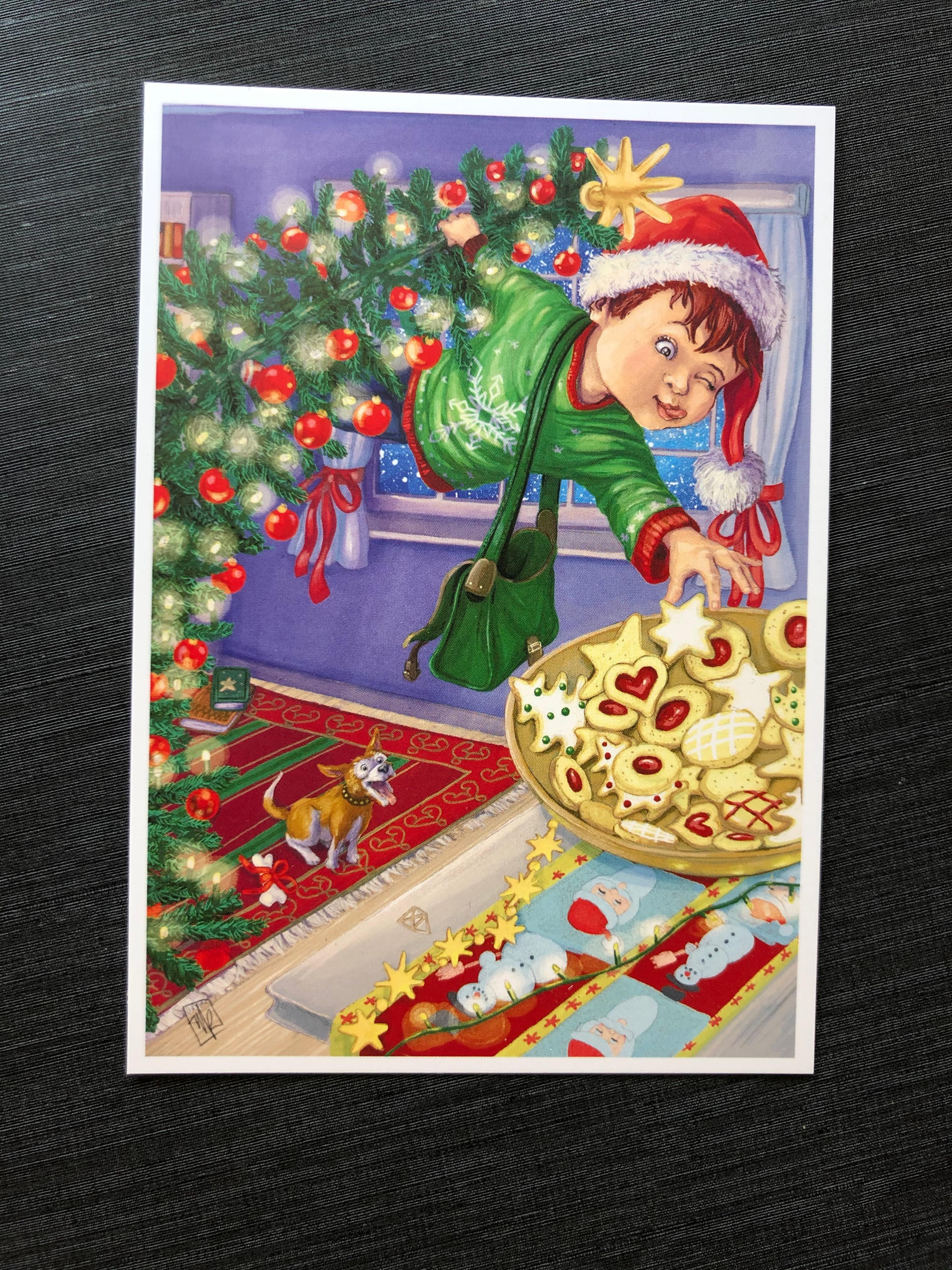Weihnachtskarte 2019-Robitzky