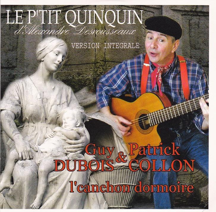 Patrick Collon Le p'tit Quinquin