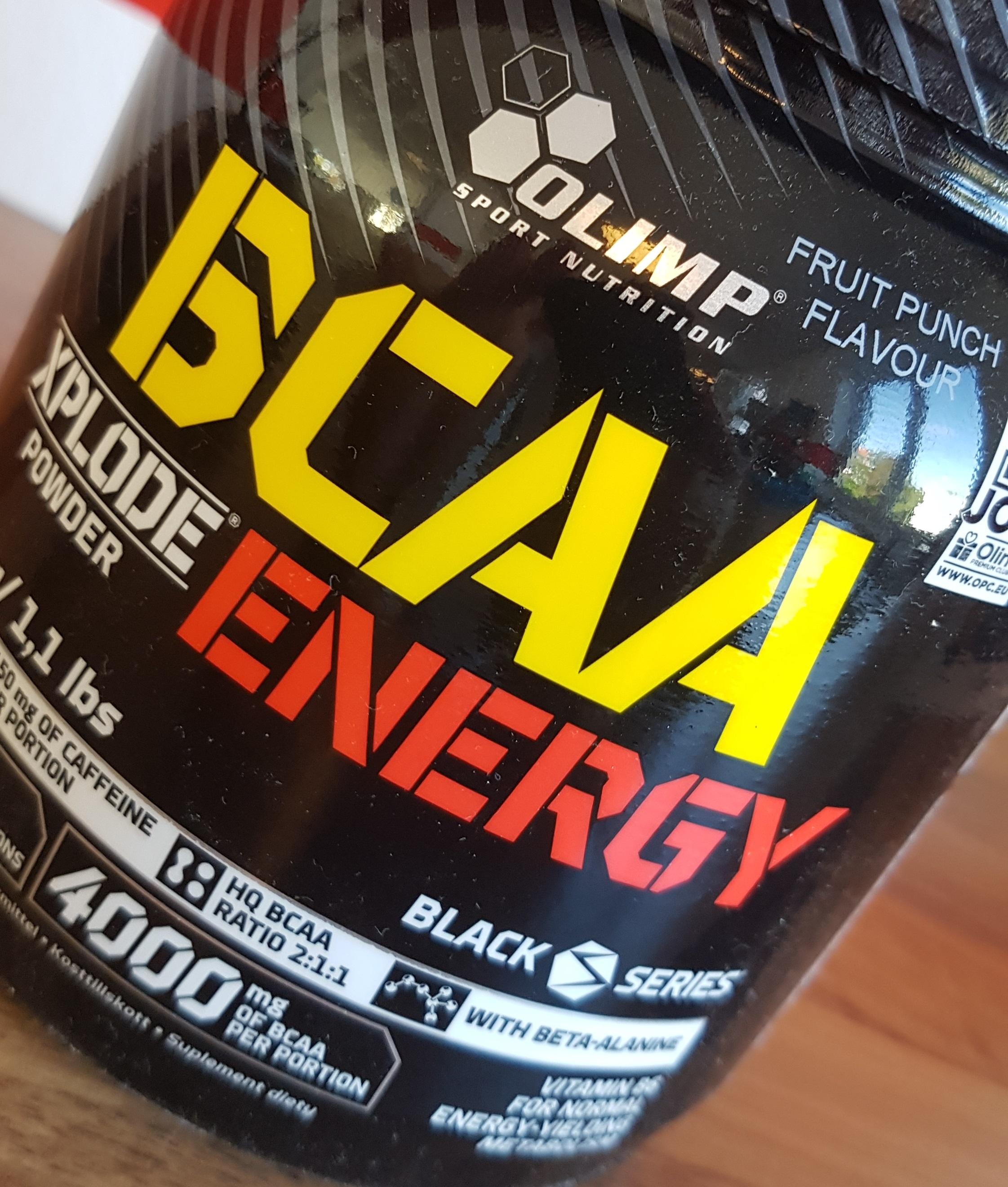 Bcaa Energy ( 500 g Dose)