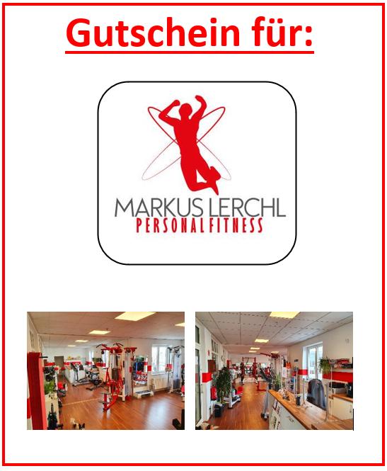 "Trainings-Gutschein ""1 Monat Fitness"""