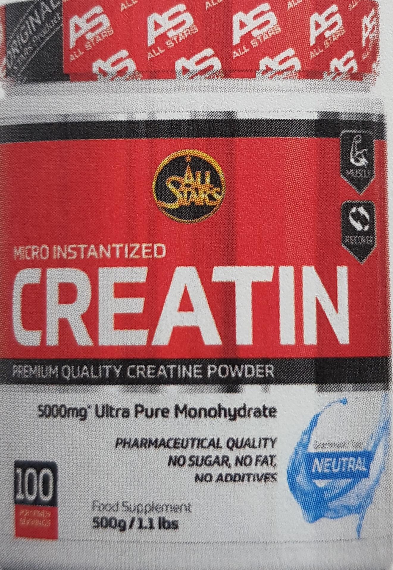 Creatin-Monohydrat