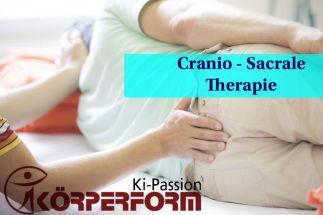 CranioSacrale Wellness Behandlung 25 min