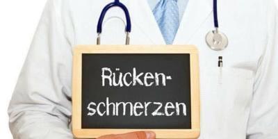 Rückenschule -Präventionskurs der Krankenkasse nach §20