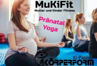 MuKiFit - MamaWORKOUT mit Babybauch - Schwangerschaftsyoga