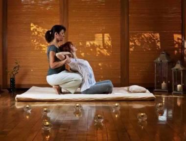 Zen Thai Nuad -. trad. Thaimassage