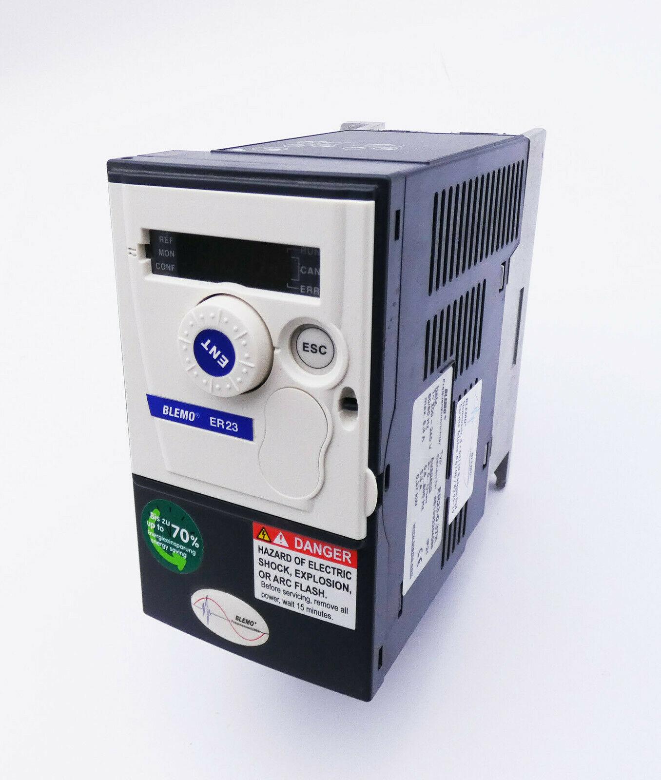 Blemo Frequenzumrichter ER23-0,18K