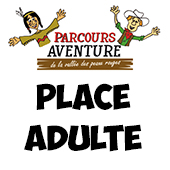 place adultes