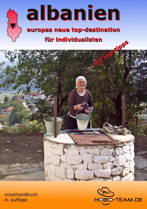 Albanien Reisehandbuch - ISBN: 978-3-9819273-9-9