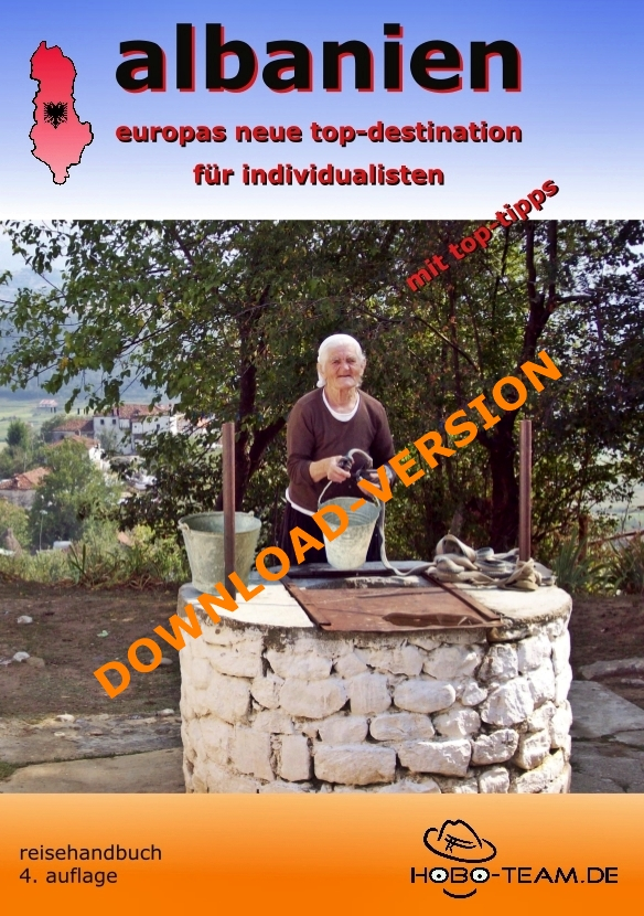 Albanien Reisehandbuch - PDF-Downloadversion