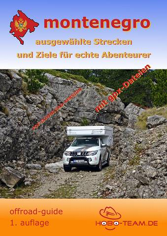 Montenegro offroad-guide PDF-Download