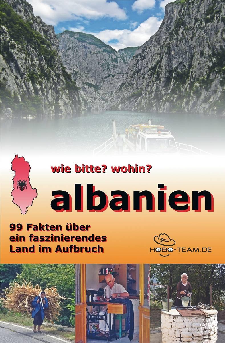wie bitte? wohin? Albanien - 99 Fakten... - ISBN: 978-3-9819273-8-2