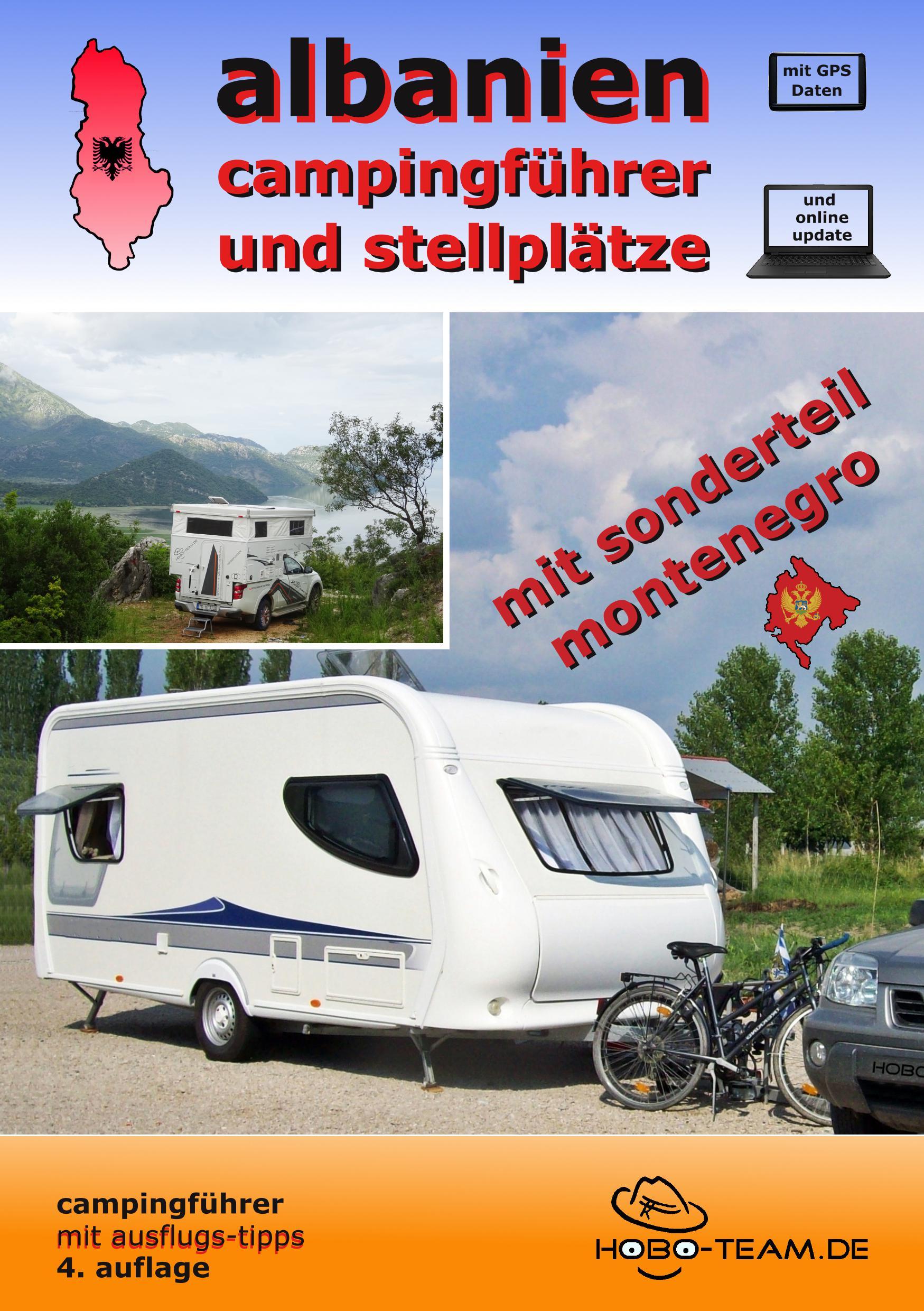 Albanien Campingführer - PDF-Version