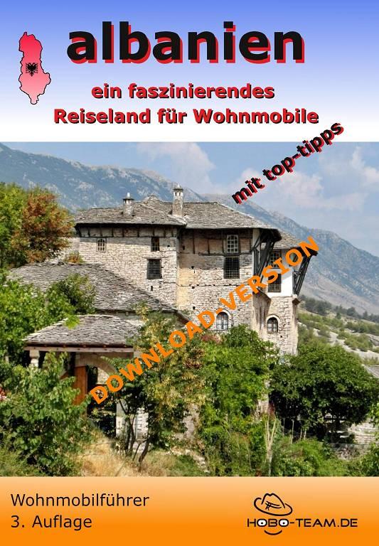Albanien Wohnmobilführer - PDF-Downloadversion