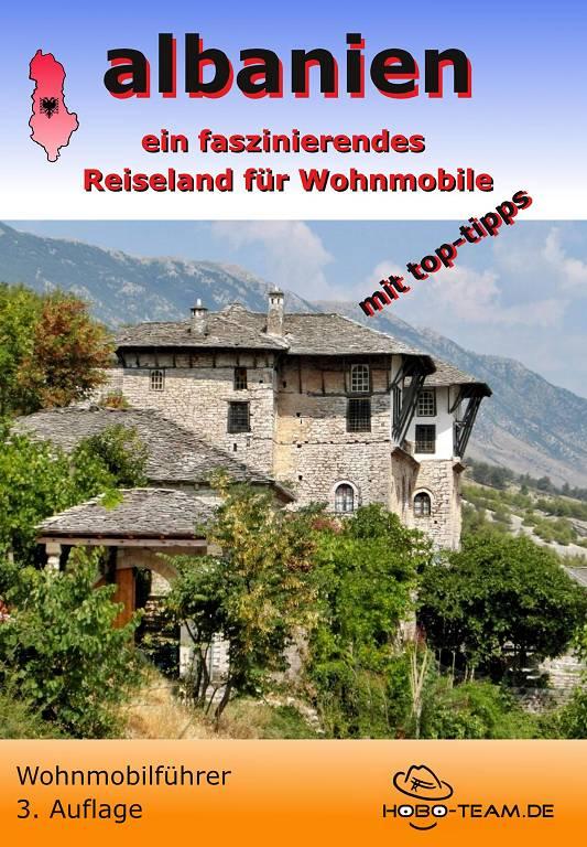 Albanien Wohnmobilführer Buch oder PDF
