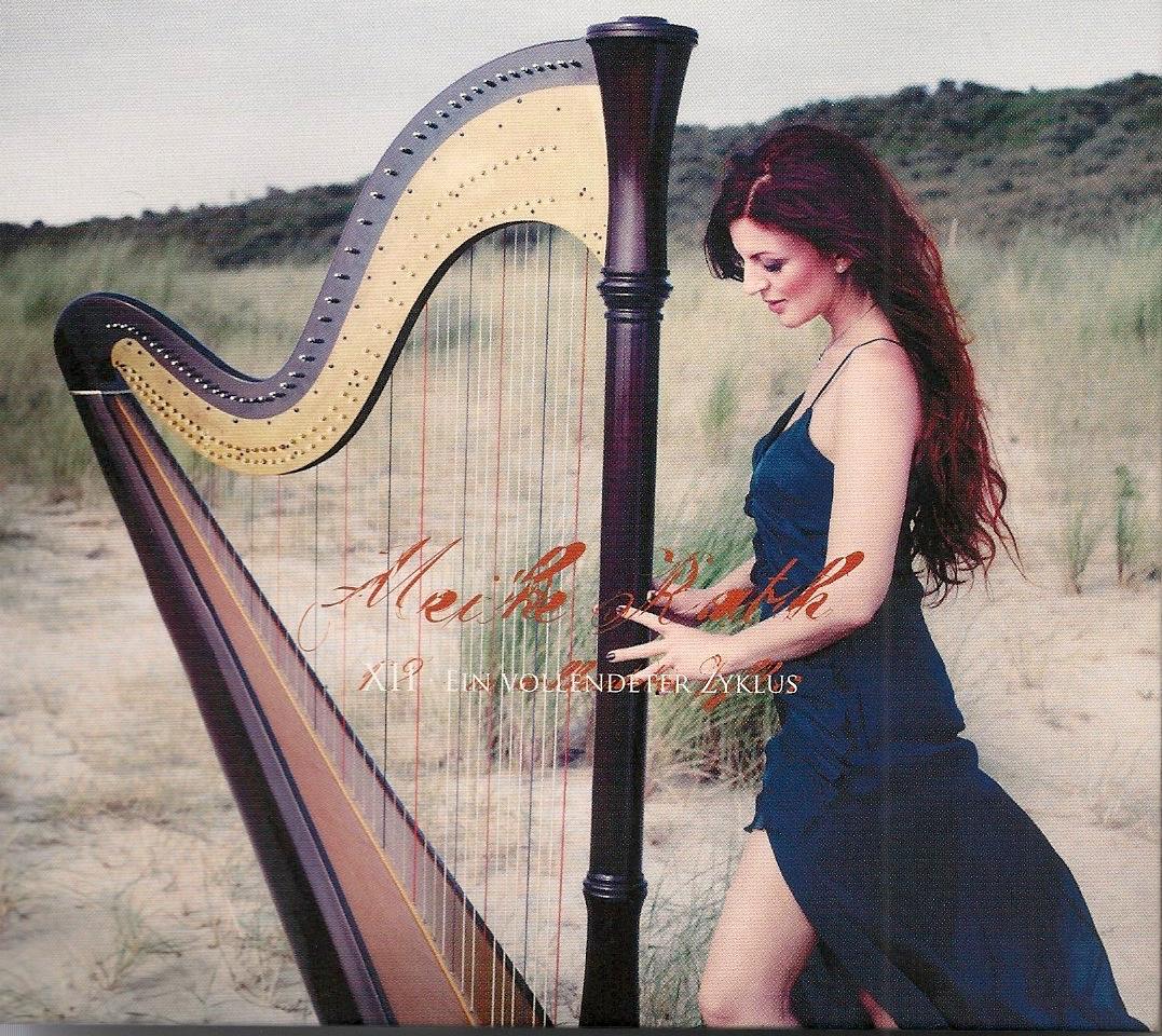 CD `XII•Ein vollendeter Zyklus´ von Meike Rath