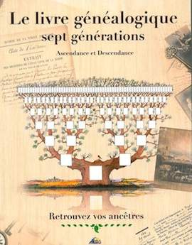 LIVRE 7 GENERATIONS