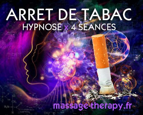 Arrêt de tabac Hypnose 4 séances