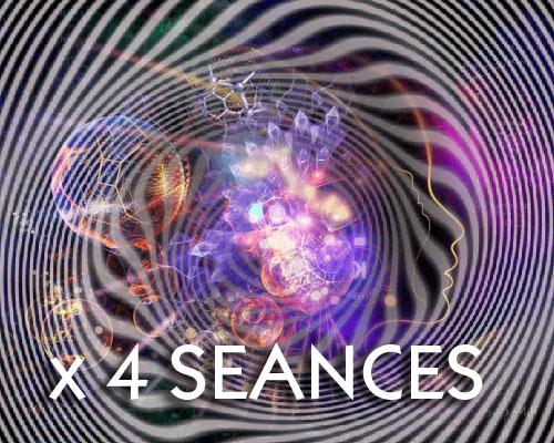 Forfait 4 séances d'Hypnose