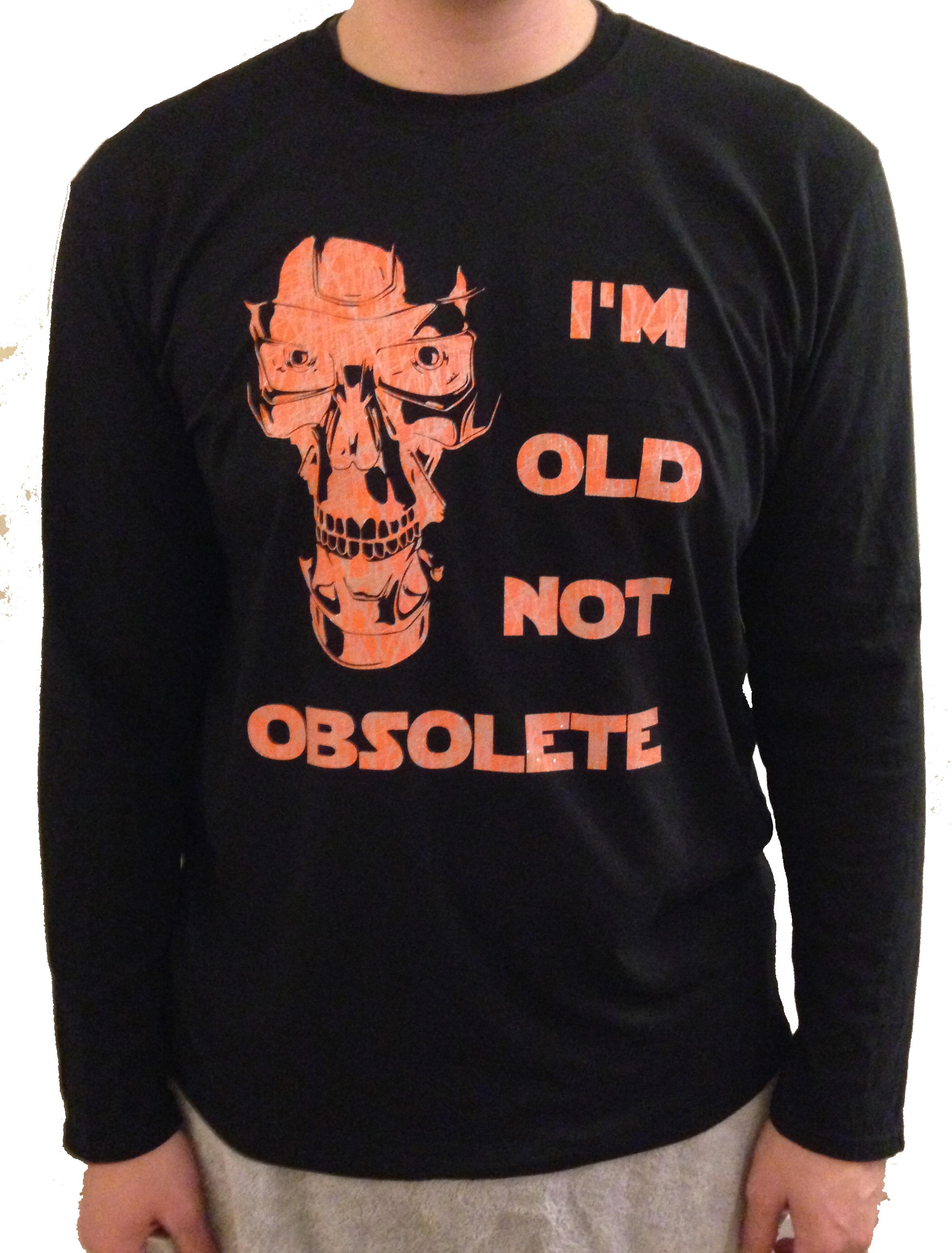 I'm Old not Obsolete