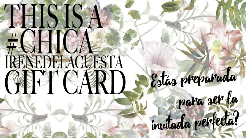 CHICAIRENEDELACUESTA Gift Card
