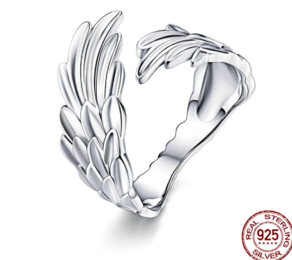 """Ring """"Angelwings"""" Sterling Silber"""