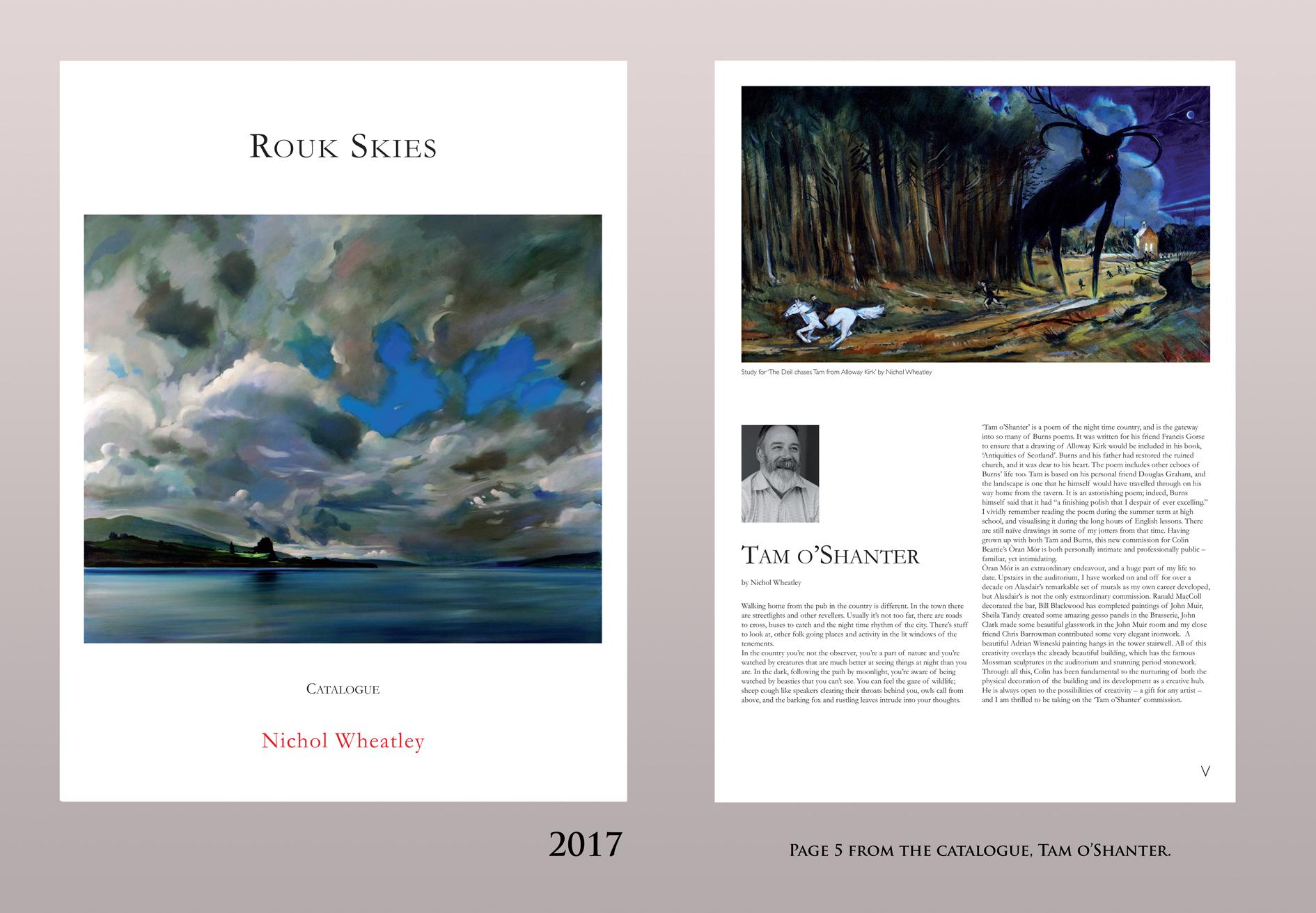 Rouk Skies Catalogue