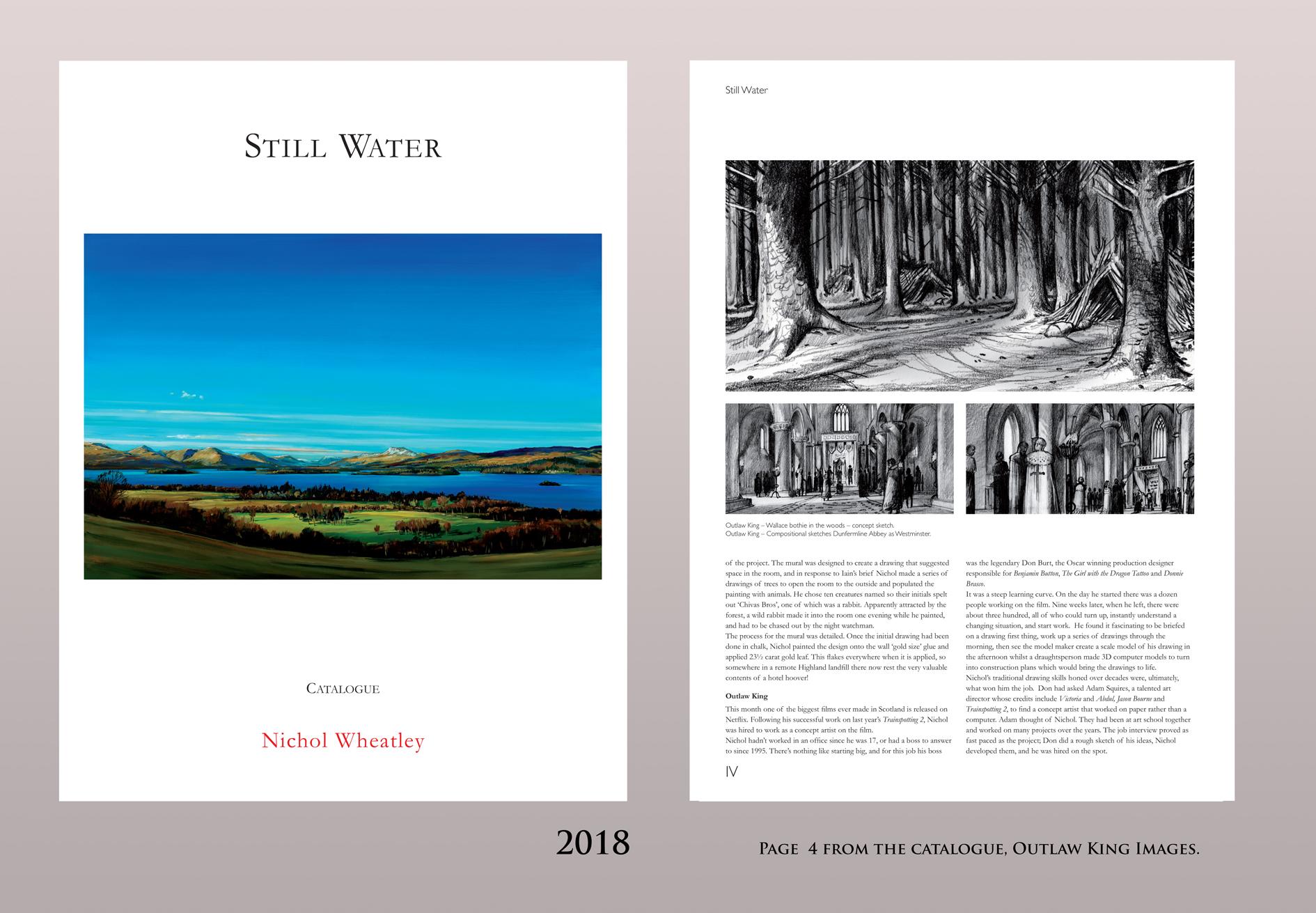 Still Water Catalogue