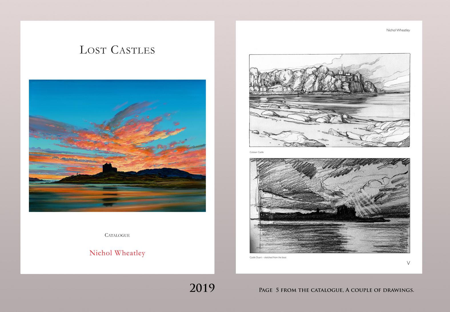 Lost Castles Catalogue