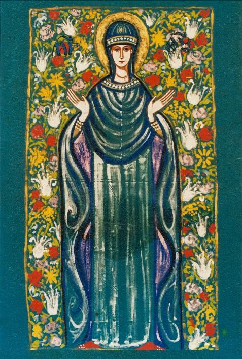 Notre Dame du Laghet