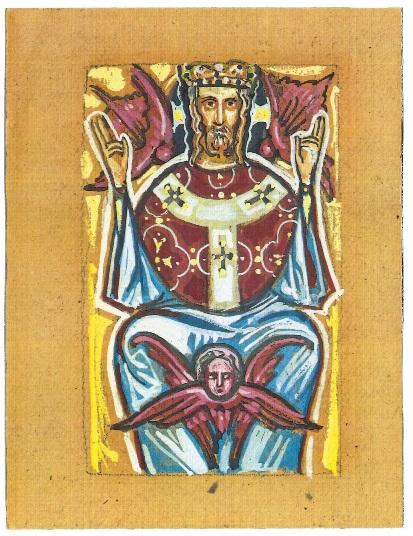 Christ diptyque