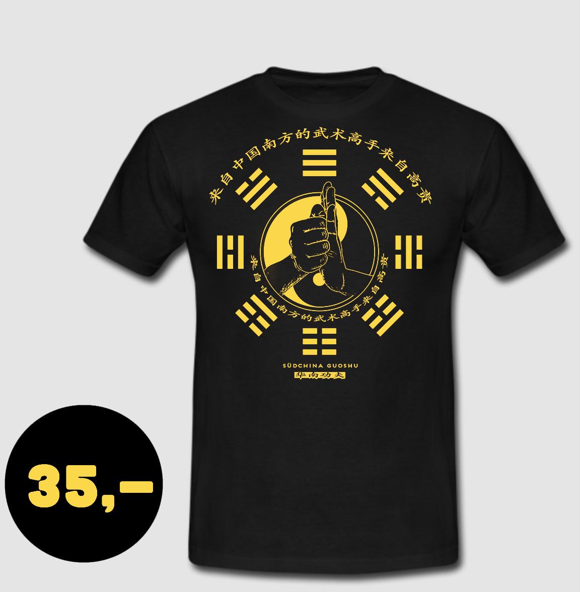WingChun Classic Shirt #1