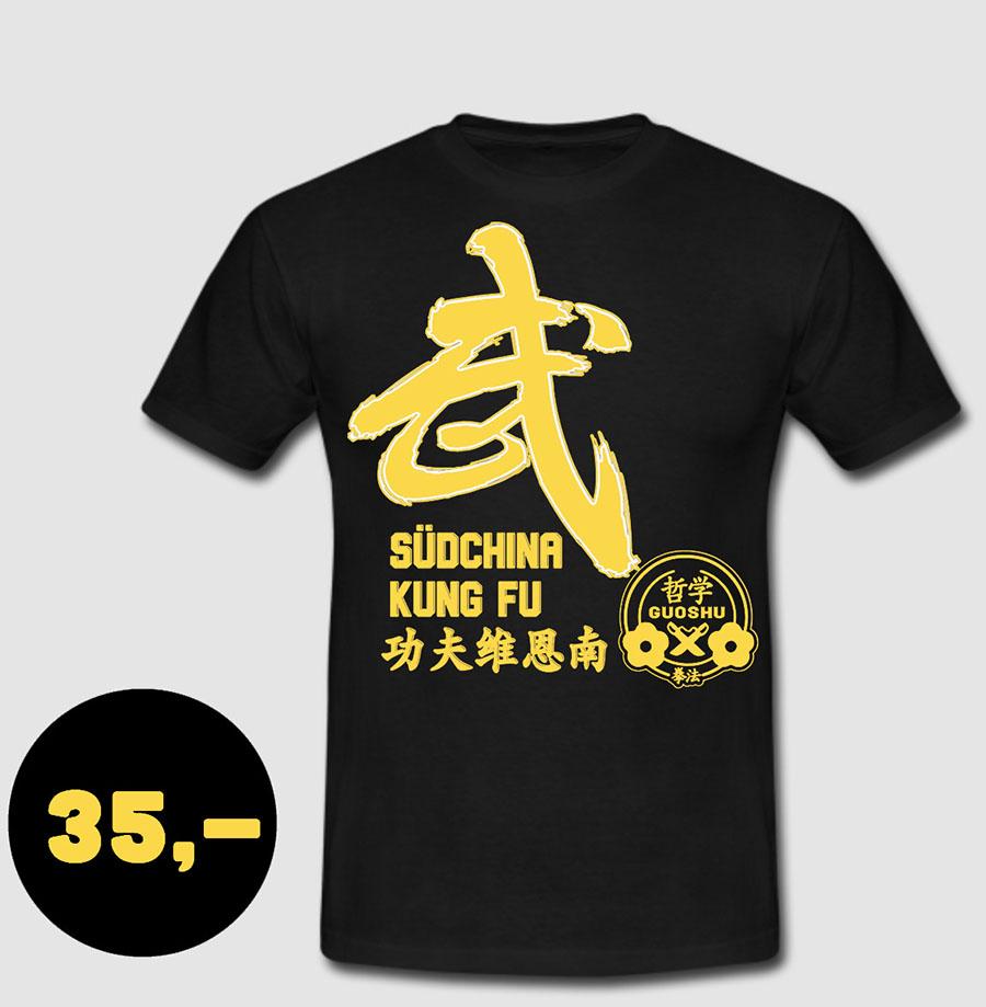 WingChun Classic Shirt #4