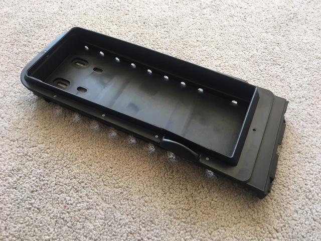 944 968 Cassette Box Hinge
